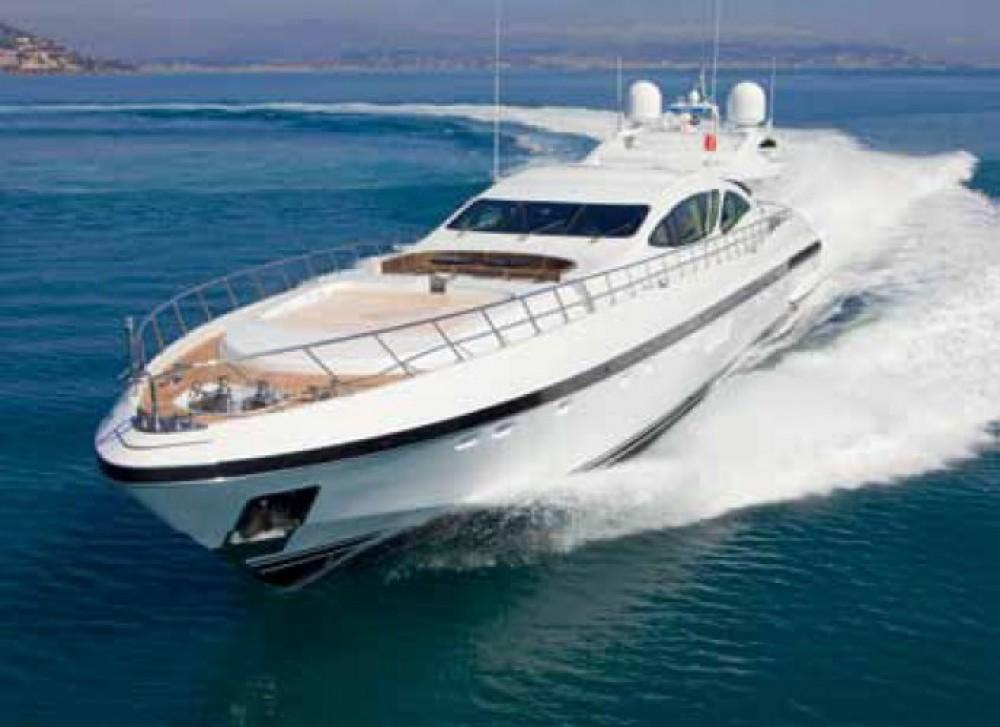 Verhuur Jacht in Monaco - Mangusta Mangusta