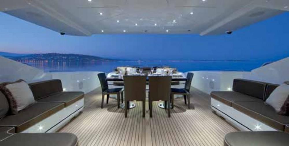 Jacht te huur in Monaco voor de beste prijs
