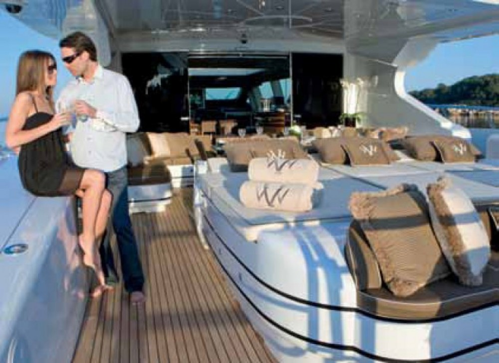 Bootverhuur Mangusta Mangusta in Monaco via SamBoat