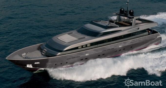 Huur Jacht met of zonder schipper Baglietto in Monaco