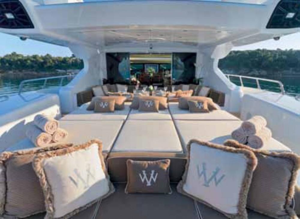 Huur Jacht met of zonder schipper Mangusta in Monaco