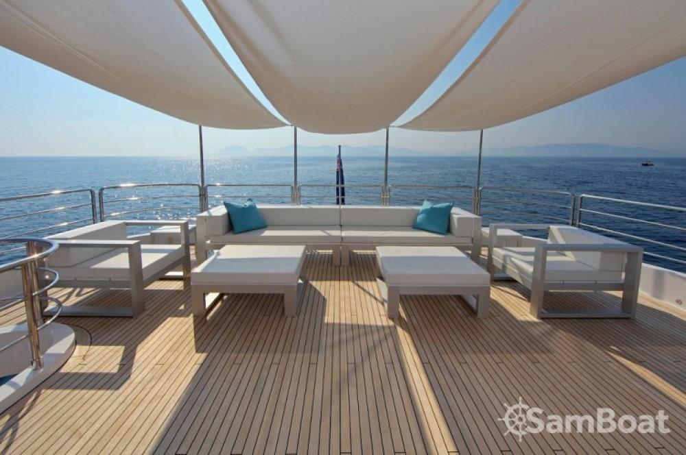 Jacht te huur in Cannes voor de beste prijs