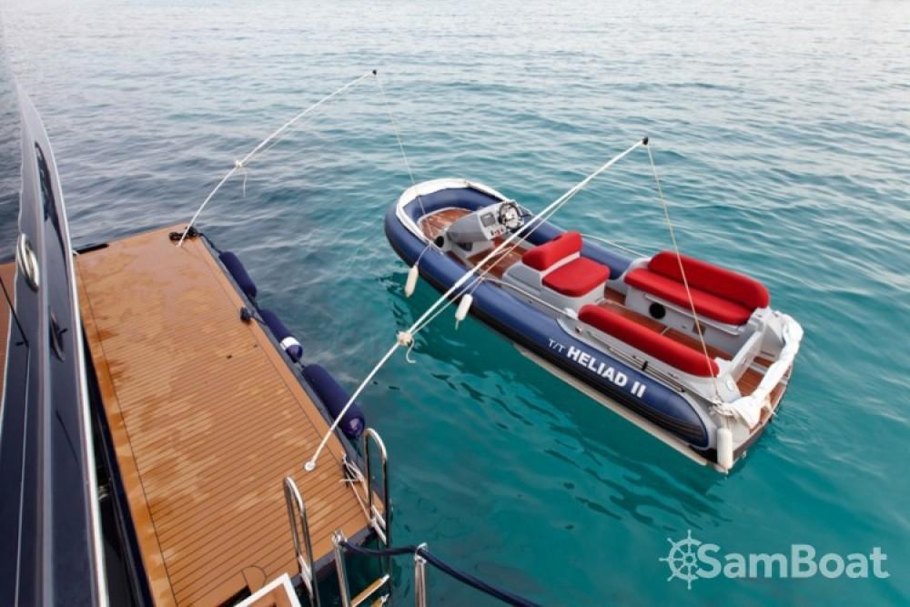 Verhuur Jacht in Vallauris - Lynx-Yachts Lynx