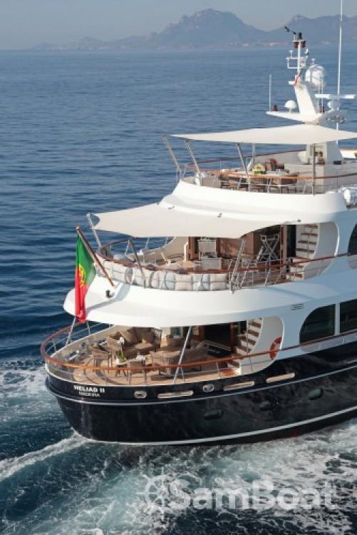 Verhuur Jacht Lynx-Yachts met vaarbewijs