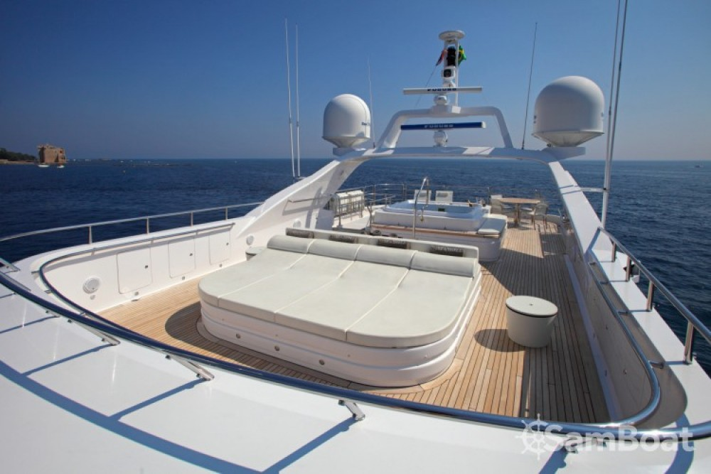 Huur Jacht met of zonder schipper Fittipaldi in Cannes