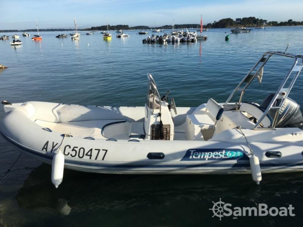 Verhuur Rubberboot in Sarzeau - Capelli Luxe