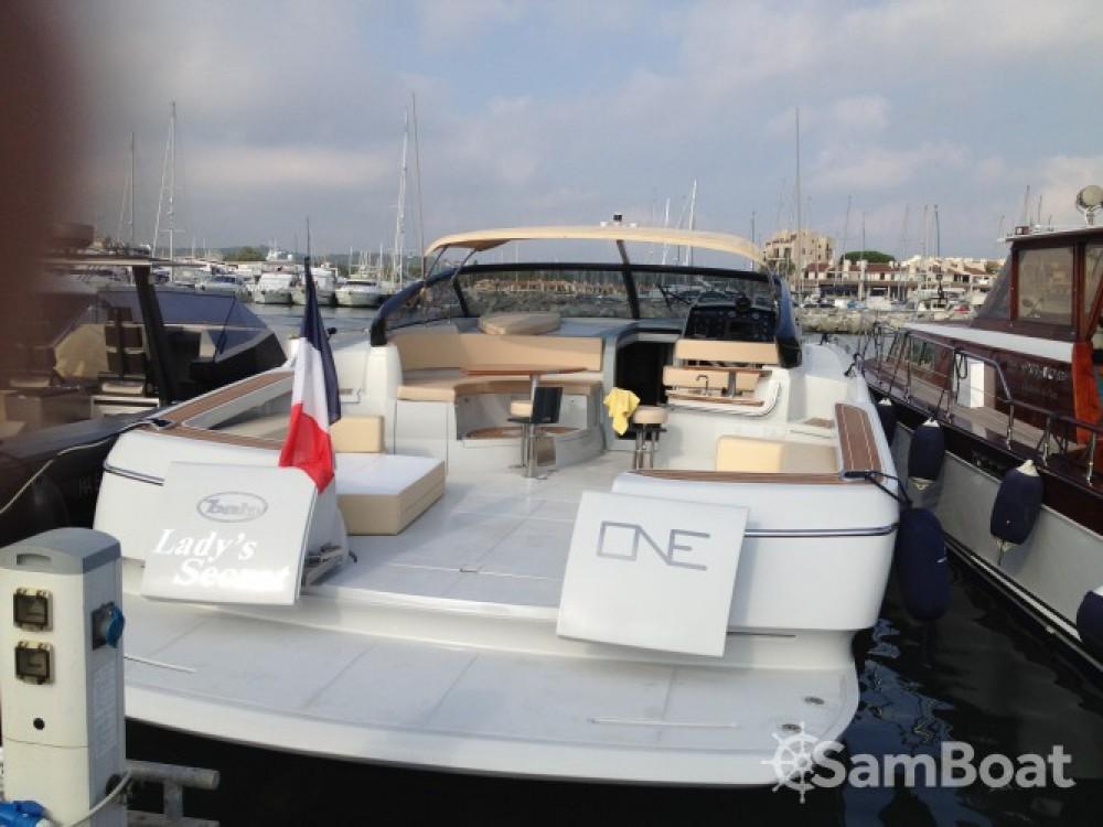 Baia One 43 te huur van particulier of professional in Calvi