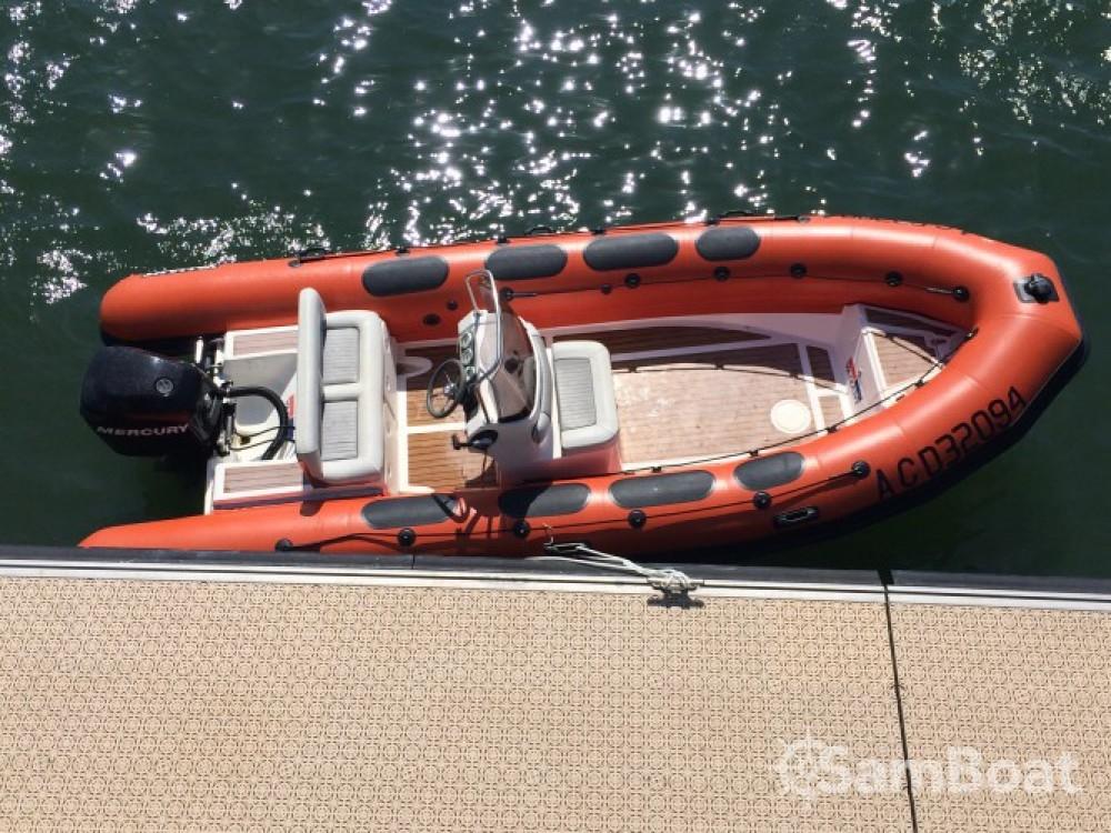 Rubberboot te huur in Arcachon voor de beste prijs