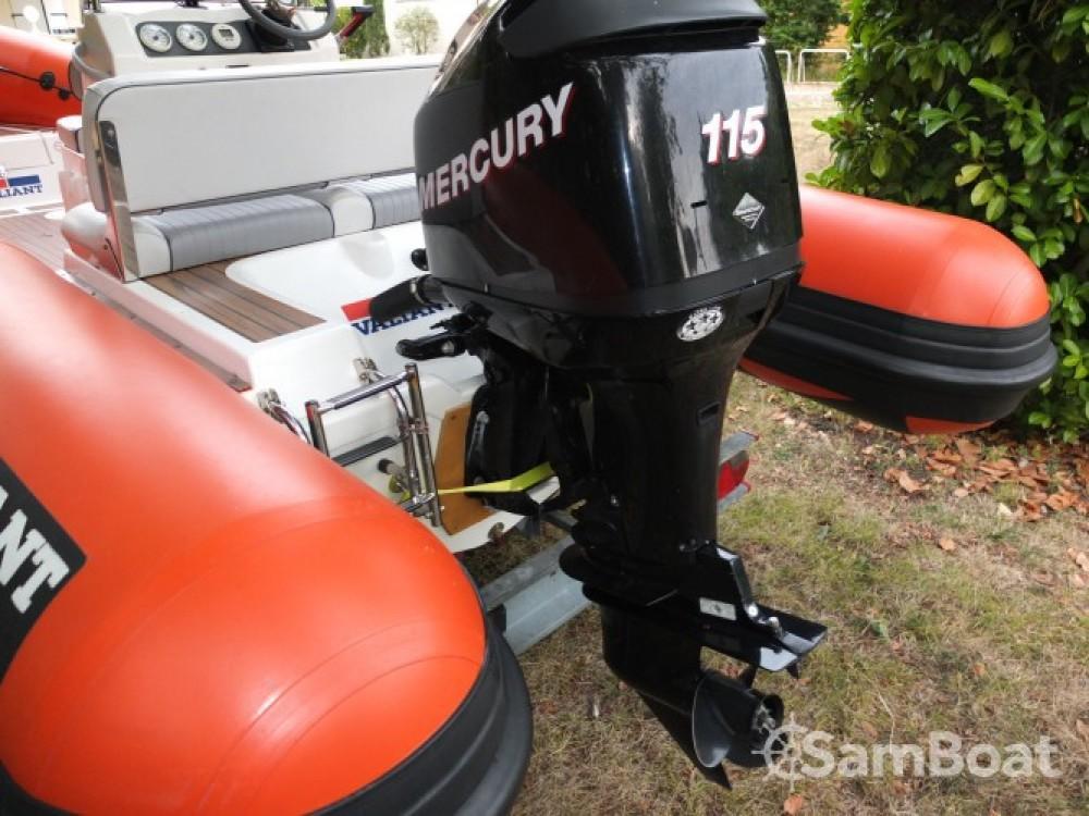 Bootverhuur Arcachon goedkoop DR 620