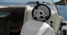 Bootverhuur Quicksilver Activ 470 Cabin in La Ciotat via SamBoat
