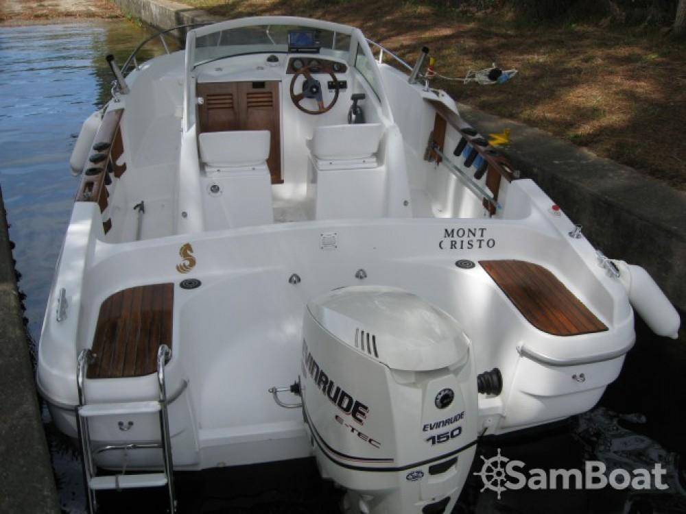 Bootverhuur Bénéteau Ombrine 630 in Arcachon via SamBoat