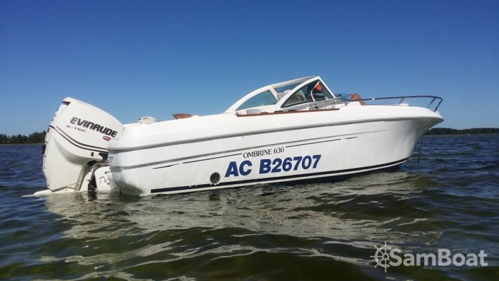 Huur Motorboot met of zonder schipper Bénéteau in Arcachon