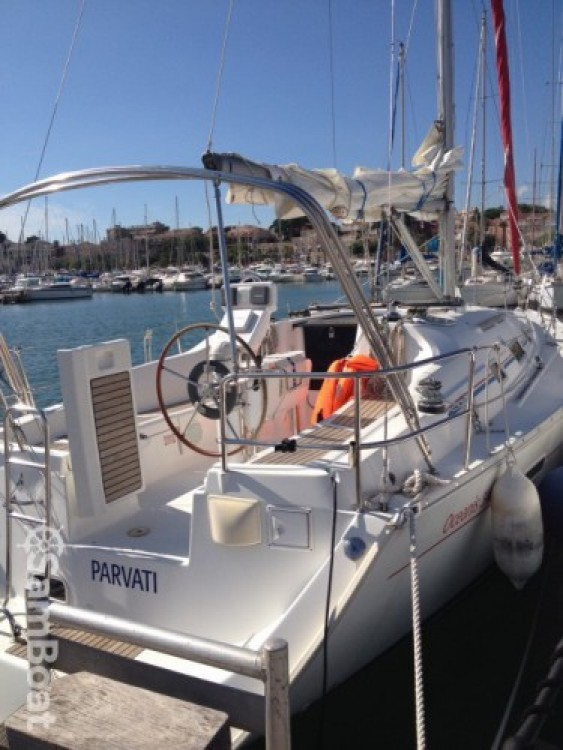 Bootverhuur Bénéteau Oceanis 343 Clipper in Bandol via SamBoat