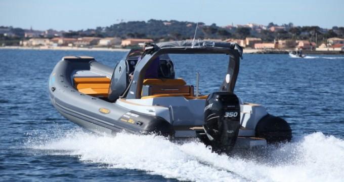 Bootverhuur Italboats STINGHER 30 GT in Hyères via SamBoat