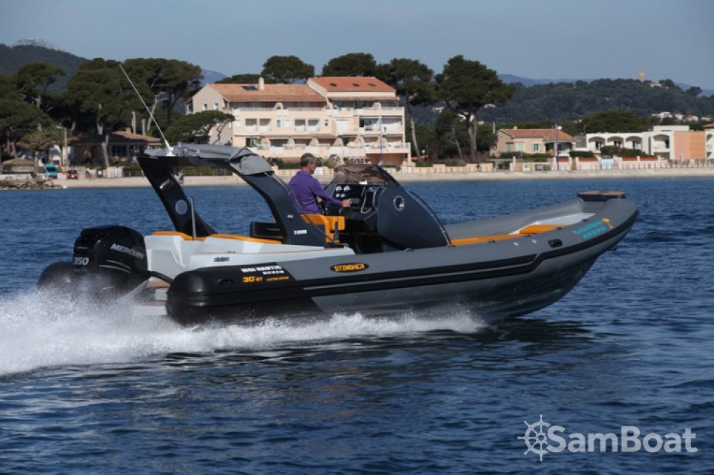 Jachthuur in Hyères - Italboats STINGHER 30 GT via SamBoat
