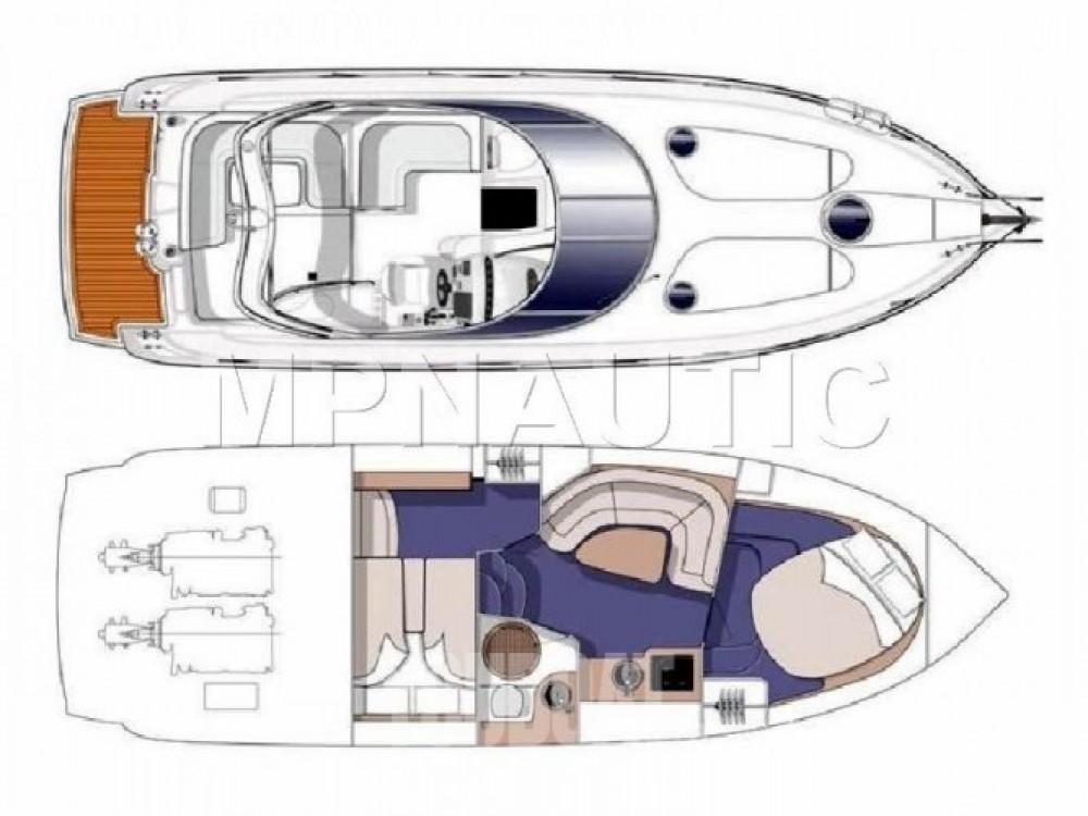 Huur Motorboot met of zonder schipper Cranchi in Beaulieu-sur-Mer