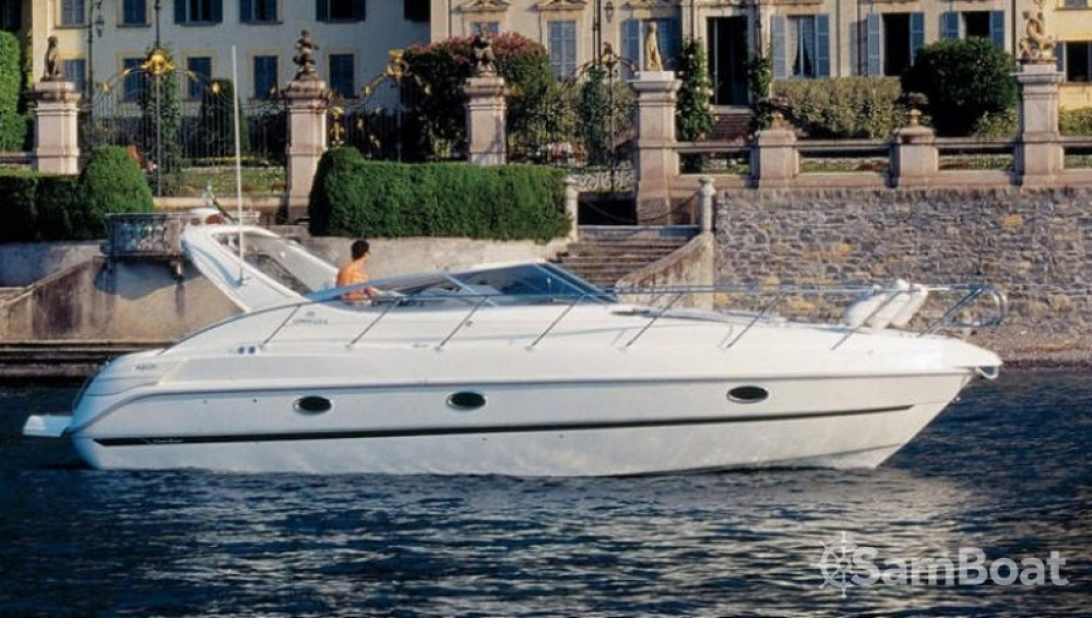 Verhuur Motorboot Cranchi met vaarbewijs