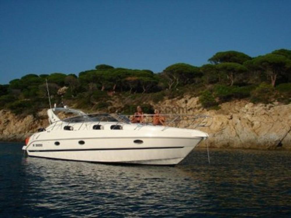 Verhuur Motorboot in Beaulieu-sur-Mer - Cranchi Zaffiro 34
