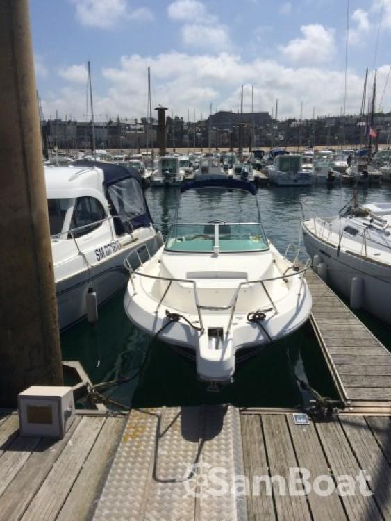 Bootverhuur White Shark White Shark 236 in Saint-Malo via SamBoat