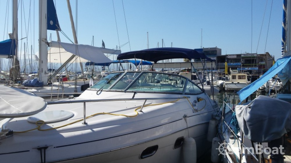 Verhuur Motorboot in Ajaccio - Four Winns Vista 248