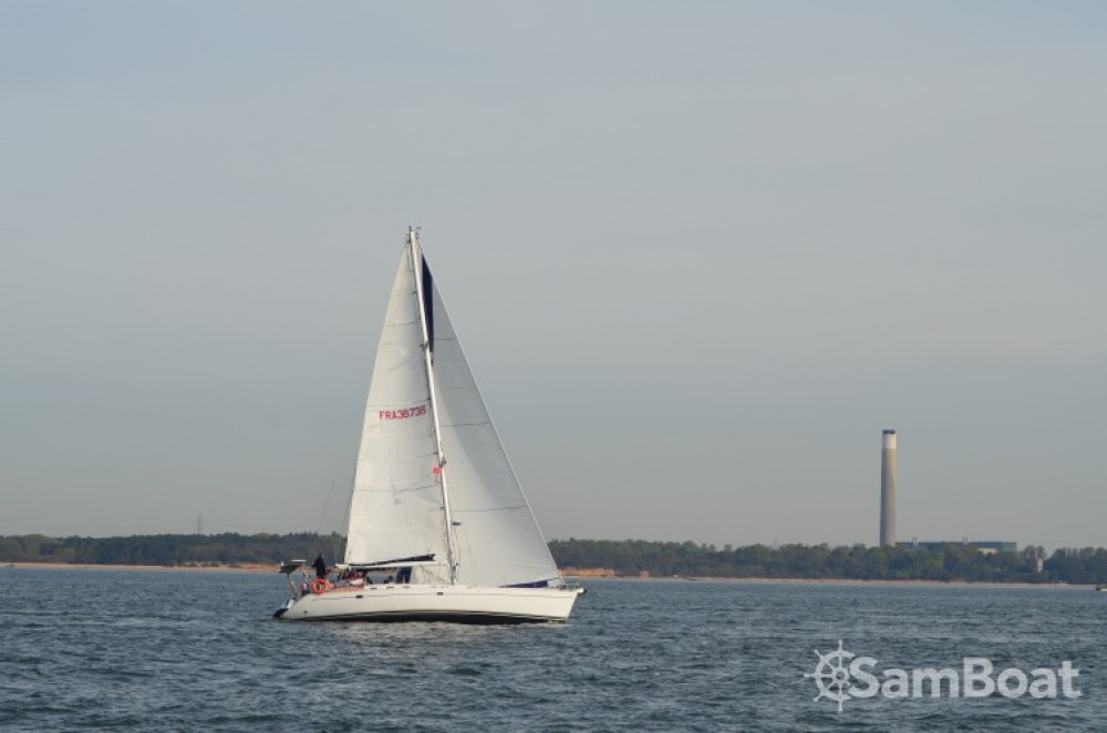 Jachthuur in  - Dufour Dufour 50 Classic via SamBoat