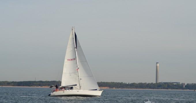 Bootverhuur Dufour Dufour 50 Classic in Cherbourg-Octeville via SamBoat