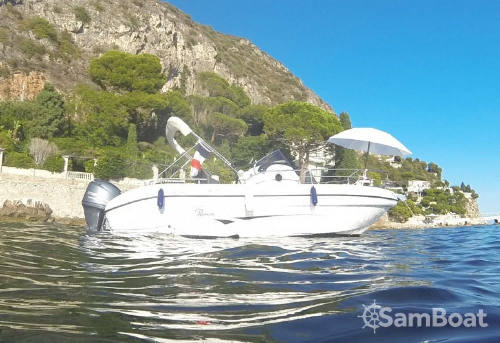 Motorboot te huur in Nice voor de beste prijs
