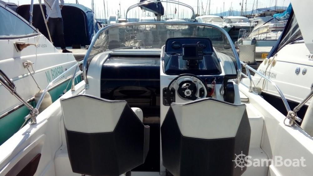 Huur Motorboot met of zonder schipper Ranieri in Nice