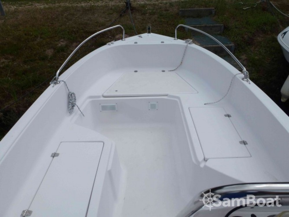 Huur Motorboot met of zonder schipper Poseidon in