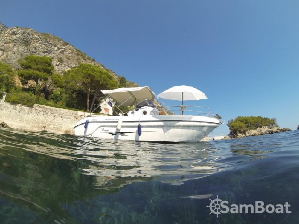 Bootverhuur Ranieri Shadow 20 in Nice via SamBoat