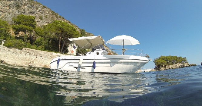 Bootverhuur Ranieri Shadow 20 in Nice via SamBoat