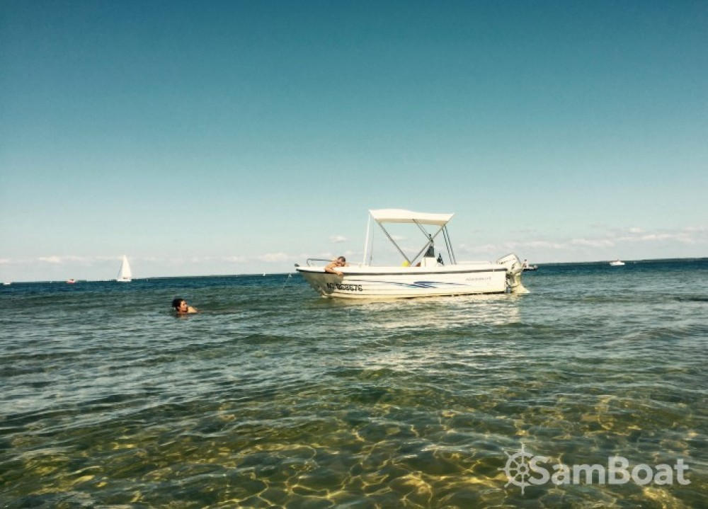 Verhuur Motorboot in  - Poseidon 510 Confort