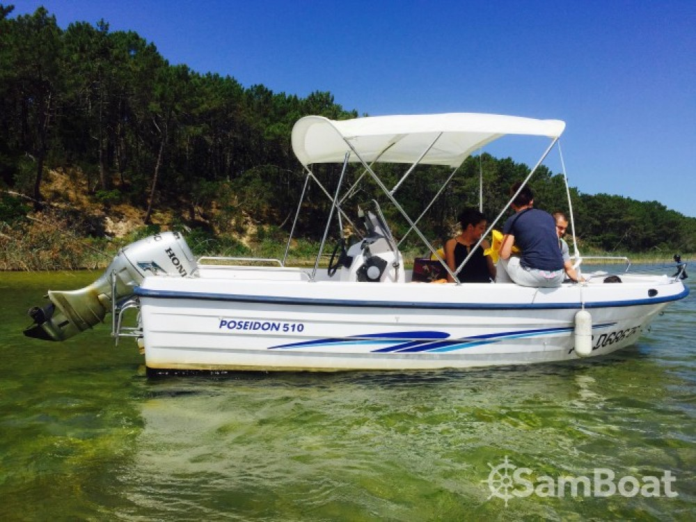 Bootverhuur Poseidon 510 Confort in  via SamBoat