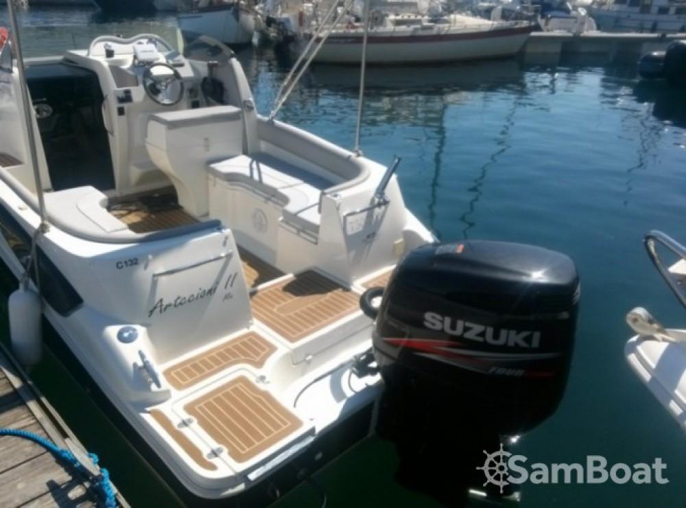Verhuur Motorboot Eolo met vaarbewijs