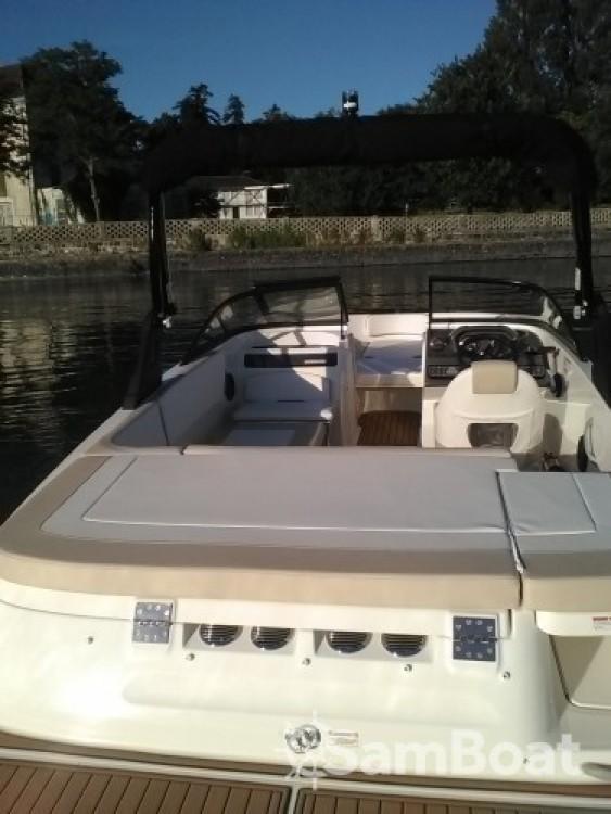 Verhuur Motorboot in Chens-sur-Léman - Bayliner VR5
