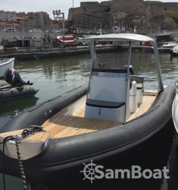 Verhuur Rubberboot in Marseille - Ufo 6.90