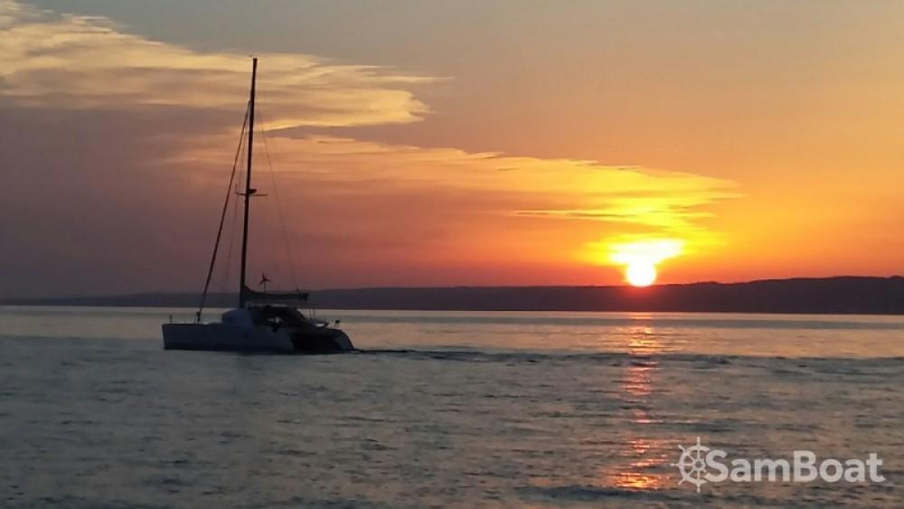Bootverhuur Marseille goedkoop catamaran