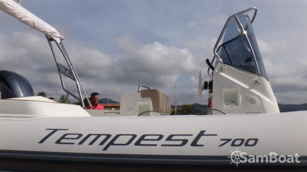 Capelli Tempest 700 te huur van particulier of professional in Sainte-Maxime