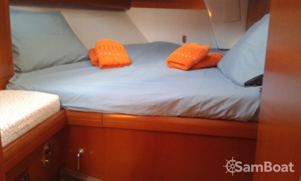 Bootverhuur Cantiere Del Pardo Grand Soleil 50 in  via SamBoat