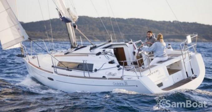 Verhuur Zeilboot in Arzon - Bénéteau Oceanis 31 Dl