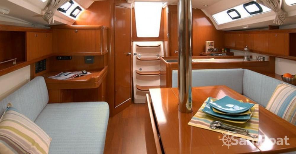 Verhuur Zeilboot in Arzon - Bénéteau Oceanis 34