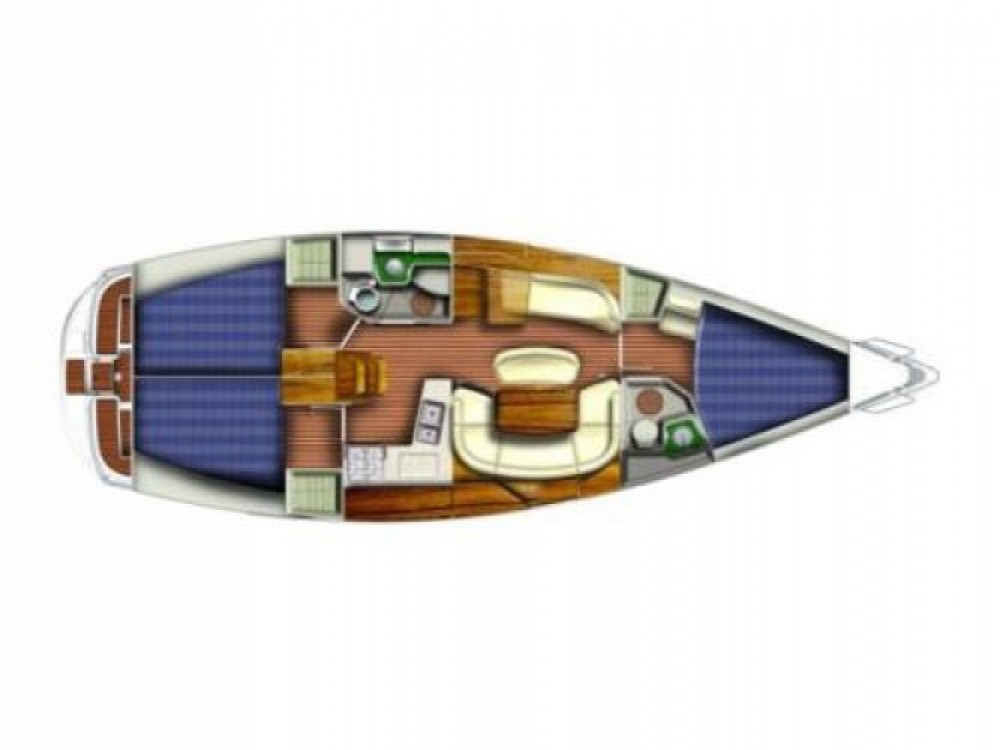 Jachthuur in Arzon - Jeanneau Sun Odyssey 40.3 Q via SamBoat