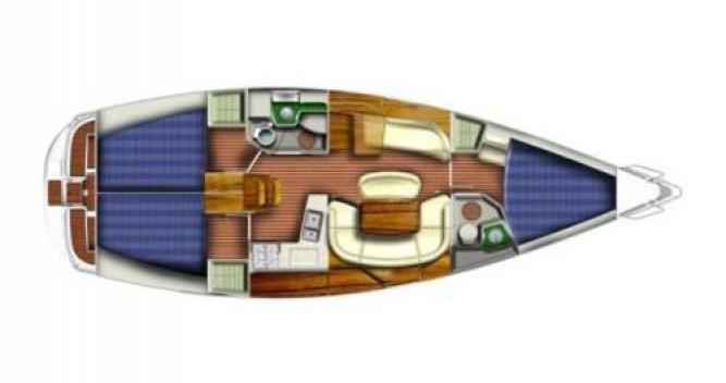 Huur Zeilboot met of zonder schipper Jeanneau in Port du Crouesty