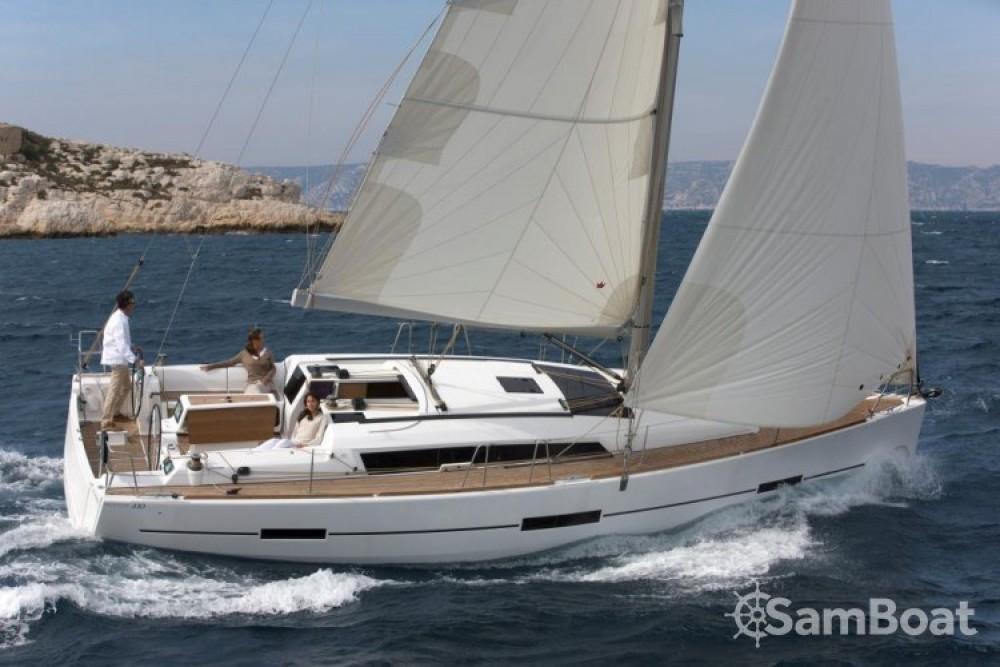 Verhuur Zeilboot in Arzon - Dufour Dufour 410