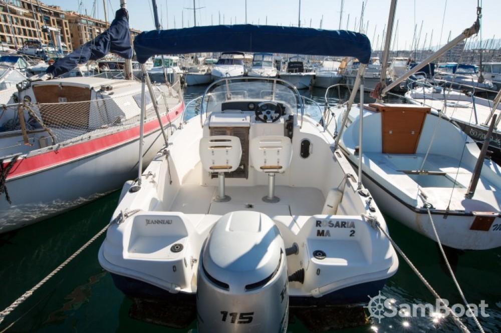 Bootverhuur Jeanneau Cap Camarat 545 WA in  via SamBoat