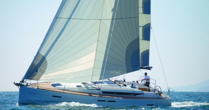 Bootverhuur Port du Crouesty goedkoop Sun Odyssey 449 Q