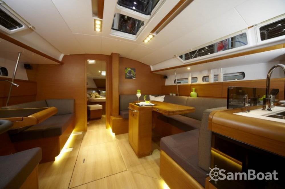 Huur Zeilboot met of zonder schipper Jeanneau in Arzon