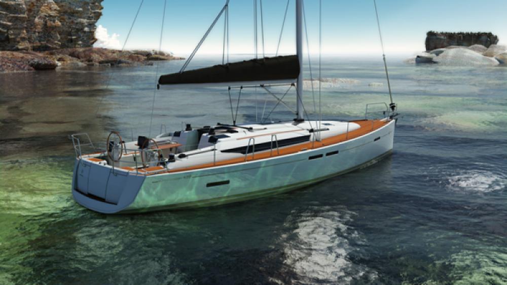 Bootverhuur Jeanneau Sun Odyssey 439 Q in Arzon via SamBoat