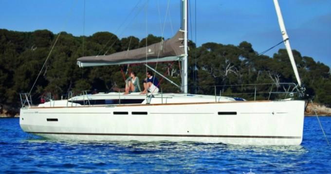 Verhuur Zeilboot in Port du Crouesty - Jeanneau Sun Odyssey 449 Q