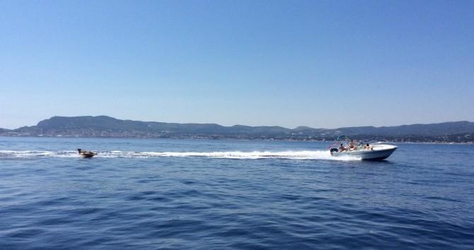 Motorboot te huur in Saint-Cyr-sur-Mer voor de beste prijs